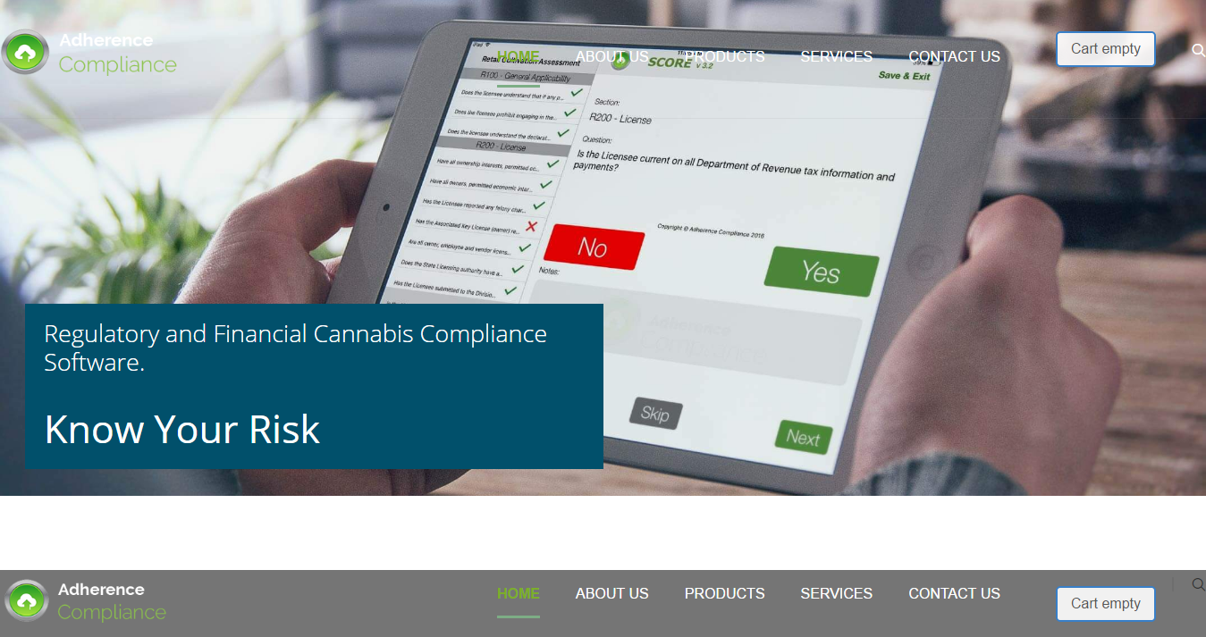 Adherence Compliance Cannabis Compliance Company
