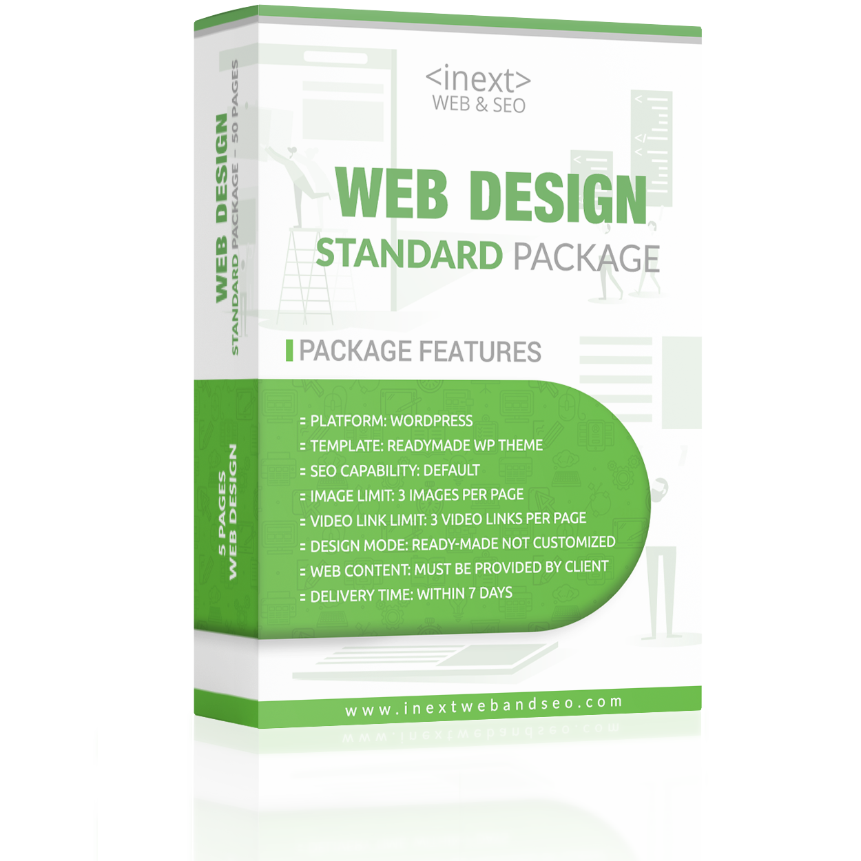 Web design service Houston | iNext Web and SEO