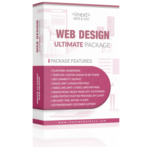 Ultimate Package Web Design | iNext Web and SEO