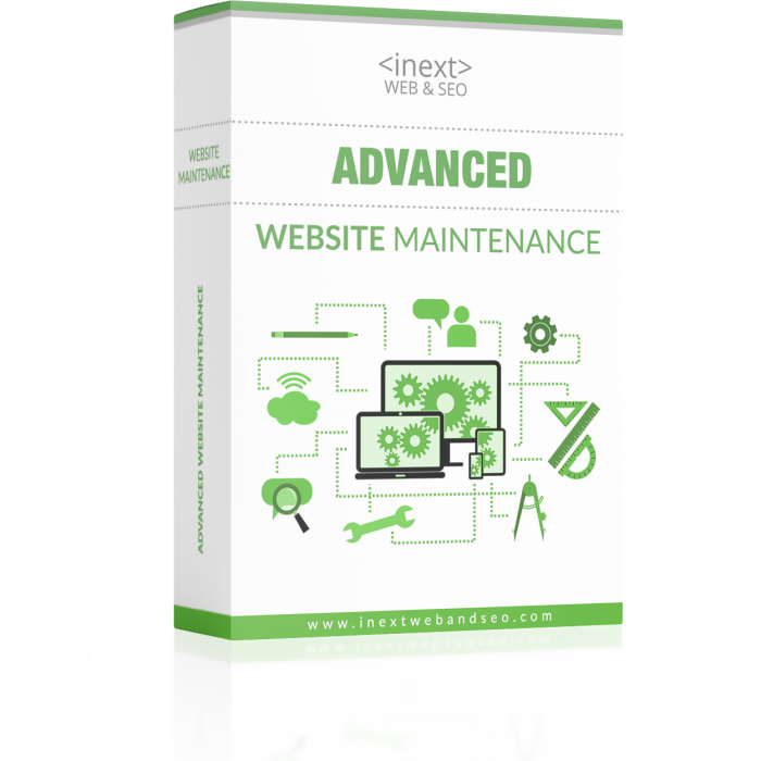 Advanced Website Maintenance | iNext Web and SEO