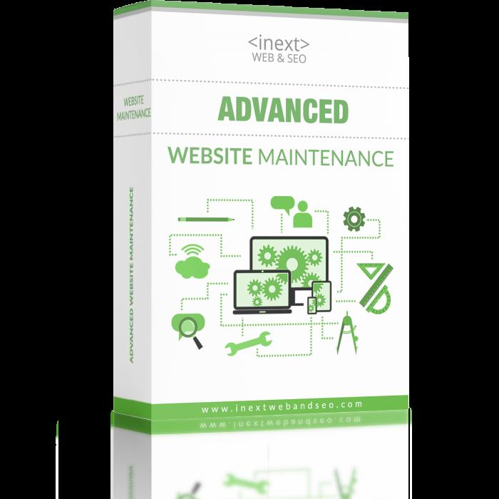 Advanced Website Maintenance | iNext Web and SEO