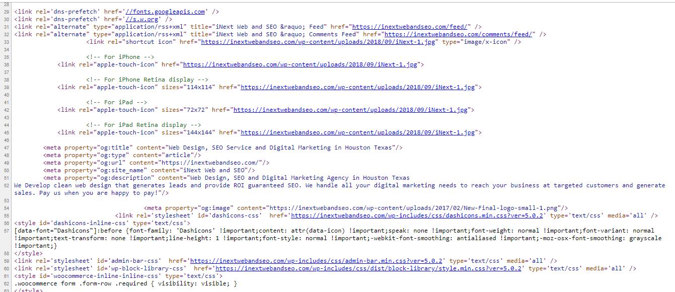 WordPress Repair Agency | iNext Web and SEO