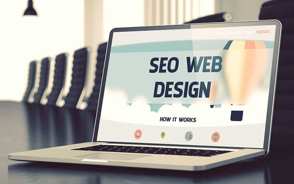 BRING TOGETHER SEO AND WEB DESIGN TO BUILD RAPPORT WITH GOOGLE