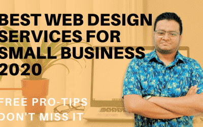 Best web design services for small business 2020