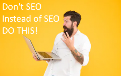 Don't do SEO, Instead of SEO do this! You will start generate Sales Immediately